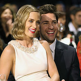 Emily Blunt and John Krasinski Cute Couple Pictures