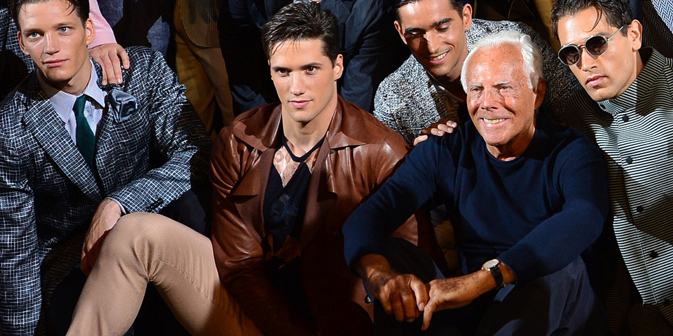 How Are You Celebrating Giorgio Armani Day?
