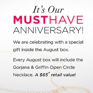 Our Must Have Anniversary Gift to You!