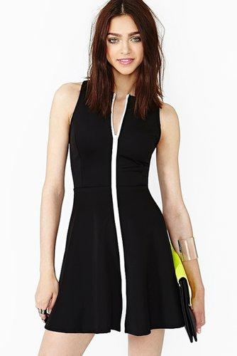 Limit Line Dress