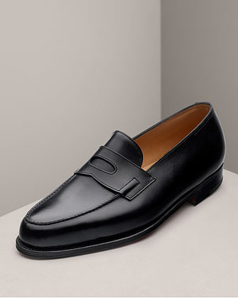 John Lobb Lopez Loafer, Black