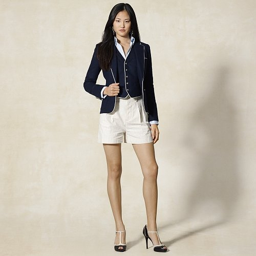Trebevoir Wool Flannel Jacket