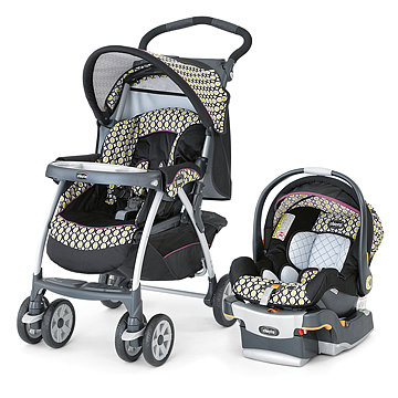 The All-in-One Travel System: Chicco Cortina