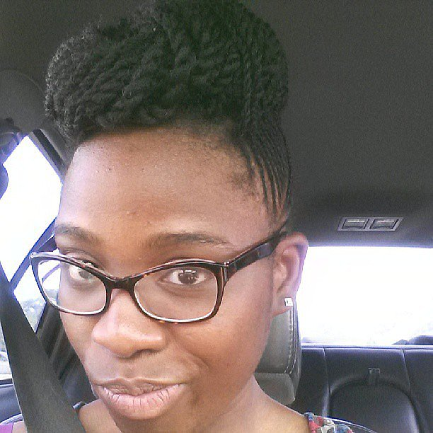 This braided hairstyle will keep you cool and look superchic.  Source: Instagram user shebesamanthag