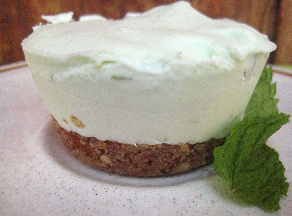 Frozen Mojito Cake