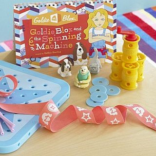 GoldieBlox Engineering Toy For Girls