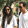 Matthew McConaughey and Camila Alves in NYC | Pictures