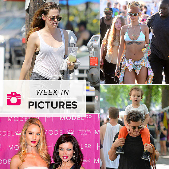 The Week in Pictures: Kristen Stewart, Orlando & Flynn, Rihanna, Rosie & More!