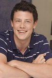 In July 2009, Cory Monteith posed for a portrait session in Hollywood.