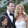 Jimmy Kimmel's Wedding Pictures