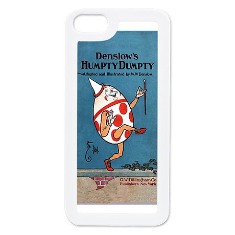 The children's rhyme had us wanting to protect eggs everywhere, and now this Humpty Dumpty iPhone 5 case ($20, originally $25) can protect your phone from harm.