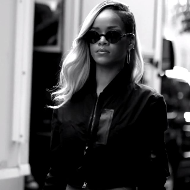 Behind the Scenes: Rihanna Takes Us Inside Her Design Studio