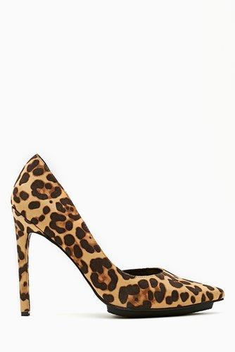 Ella Pump - Leopard