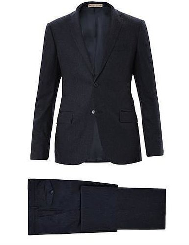 Bottega Veneta Wool and angora-blend suit