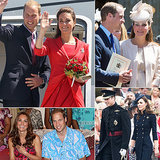 Parents-to-be Kate Middleton and Prince William Make the Chicest Pair!