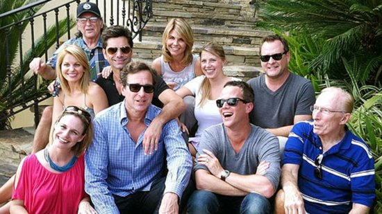 Video: Full House Flashback — Uncle Jesse's Band's Late Night Reunion!