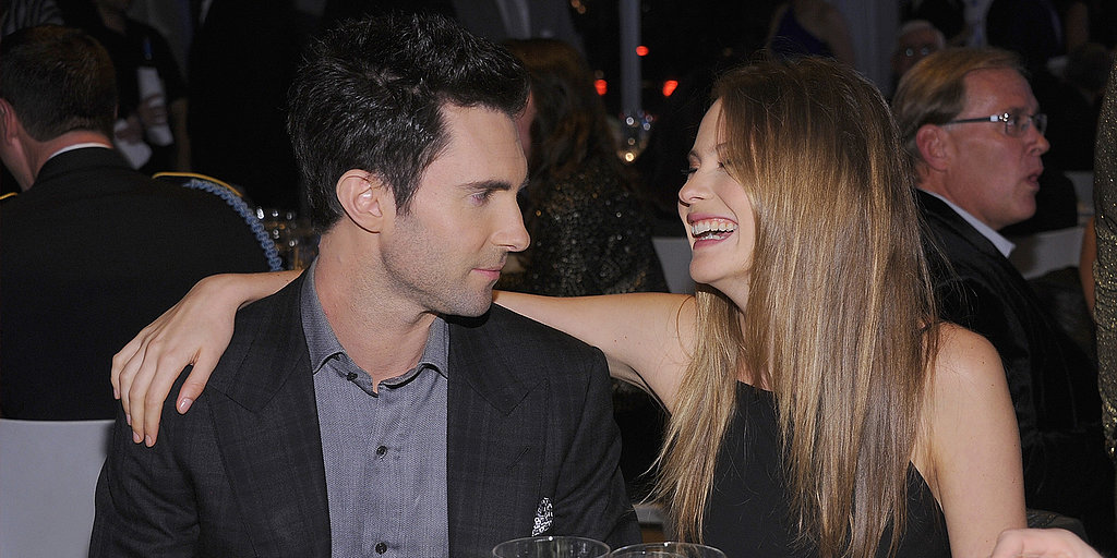 Adam Levine and Behati Prinsloo Are Engaged!