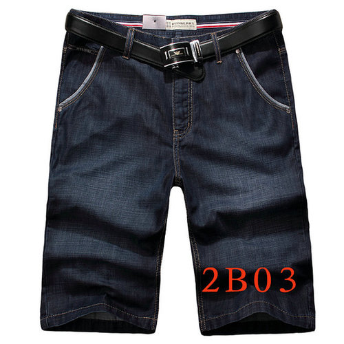 Hot Detail By Detail Map For the HERREN Jeans Kurze burberry 0015