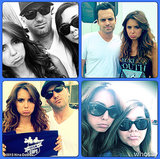 On her last day of shooting, Nina went around with a sad face. Source: Nina Dobrev on WhoSay