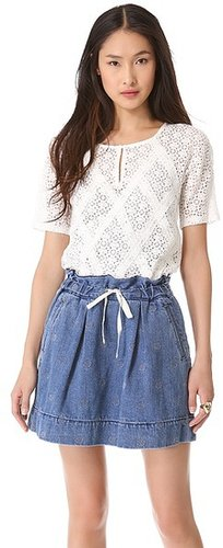 Marc by marc jacobs Collage Lace Top