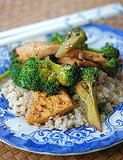 Broccoli Tofu Stir-Fry