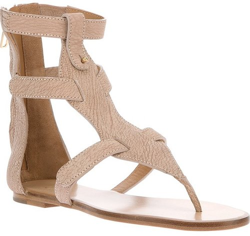 Chloé ankle strap sandal