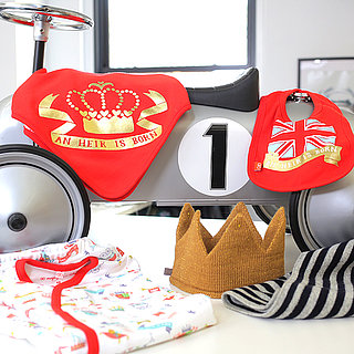 Royal-Inspired Baby Gifts