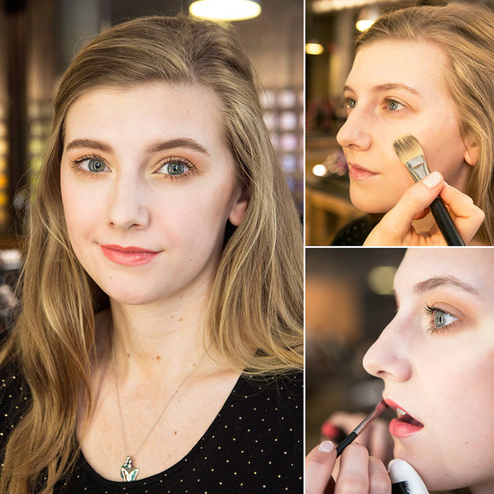 Get This Sweatproof Makeup Look For Summer