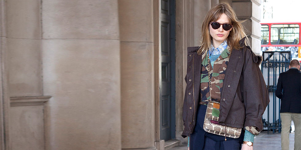 We Can't Hide It — We're Obsessed With These Camo Prints