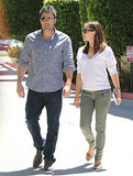 Ben Affleck Has Jennifer Garner's Back
