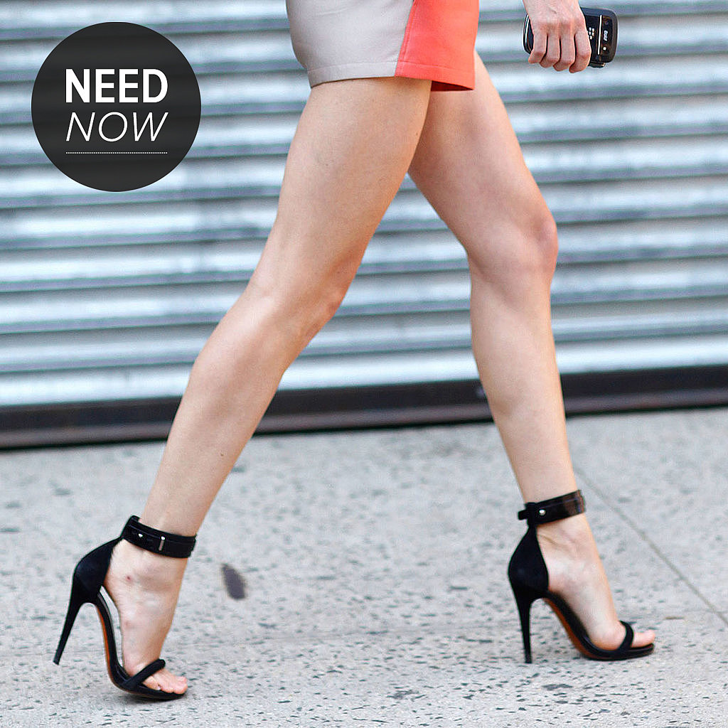 Get a Leg Up: 21 Ankle-Strap Sandals You Need Now