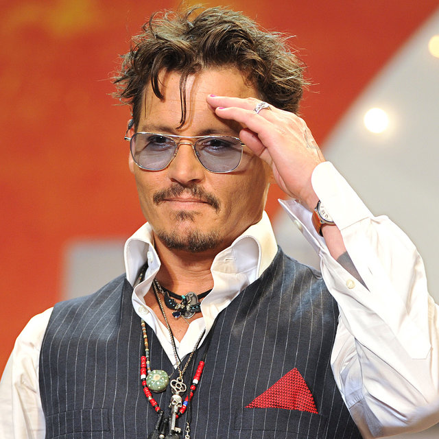 Johnny Depp at The Lone Ranger Premiere in Japan | Photos