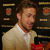 Ryan Gosling Interview at Only God Forgives Premiere