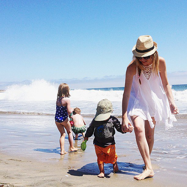 """Endless Summer!"" Source: Instagram user mommasgonecity"