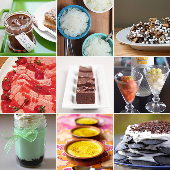 Summer Calls For No-Bake Desserts