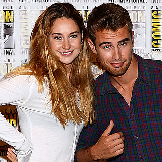 Divergent Cast at Comic-Con | Pictures