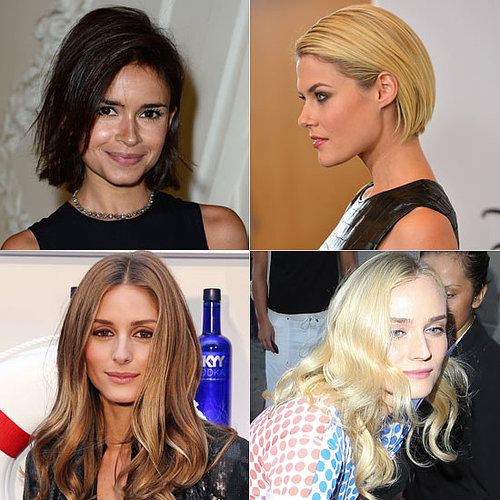 Ultimate Celebrity Hair Crushes: Alexa Chung, Olivia Palermo