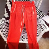 It's crazy, our legs just walked themselves right over to these amazing Staple The Label pants. . .