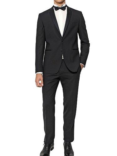 Tonello - Wool Blend Tuxedo Suit
