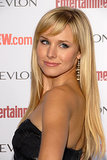 Her now-signature long blonde hair made an appearance at Entertainment Weekly's Emmys Celebration back in 2007.
