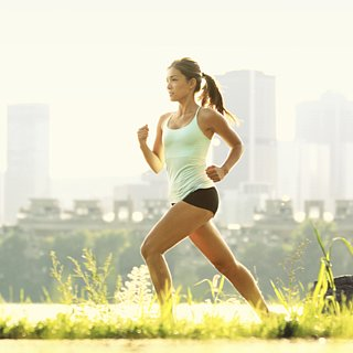 Walk, Run, Sprint Interval Workout