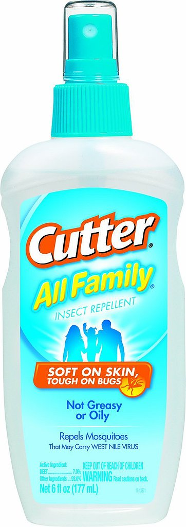 Cutter All Family Insect Repellent Pump