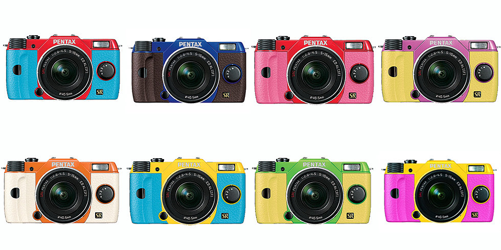 Chromatic Cameras Are the New Black (and the New Instagram)
