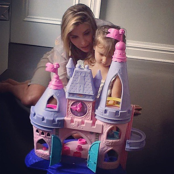 "Ivanka Trump ""collaborated on a real estate development"" on her daughter Arabella's second birthday. Source: Instagram user ivankatrump"