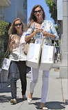 Gisele Bündchen Keeps Kids in Mind During an LA Shopping Spree