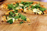 Whole Wheat Pizza