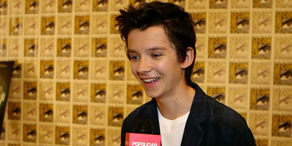 Ender's Game Star Asa Butterfield Shares His Harrison Ford Intimidation