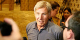 "Video: Harrison Ford Gushes About ""Smart, Devoted"" Young Ender's Game Cast"