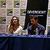 Shailene Woodley Interview About Favorite Divergent Scene