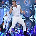 Ricky Martin was among the group of performers at the Premios Juventud event on Friday night.
